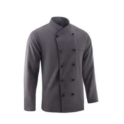 Uniforme de chef Chaqueta Francesa Ejecutiva side
